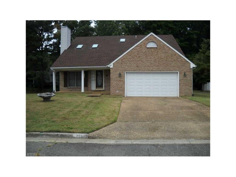 Photo 1 of 25 residential for sale in Newport News virginia