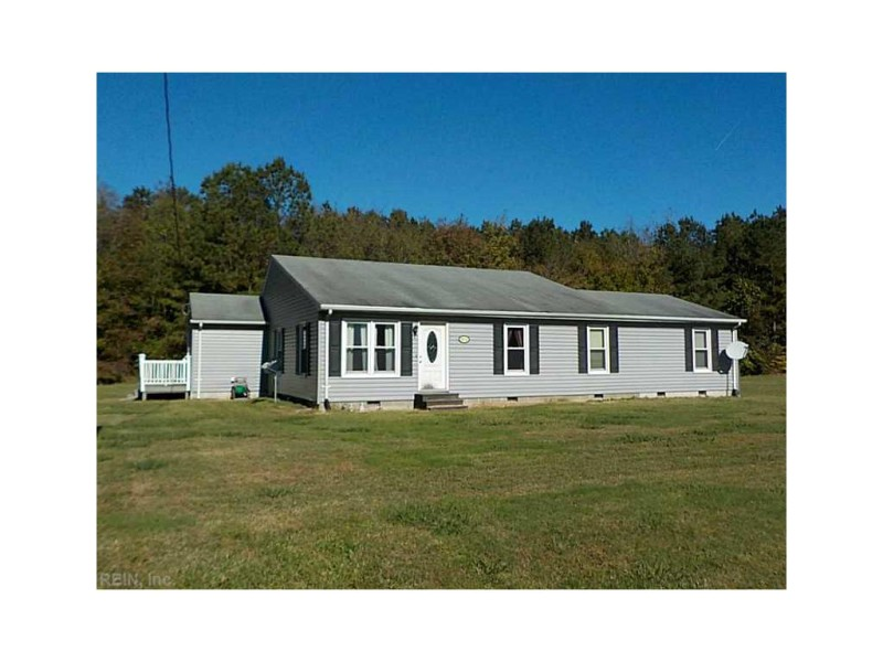 Photo 1 of 24 residential for sale in Southampton County virginia